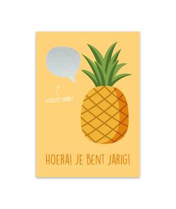 Kraskaart 'Maak er een fananastische dag van!'